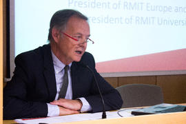 2015 Inauguració de l'International Workshop on Higher Education 02