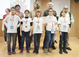 2017 FIRST LEGO League 75