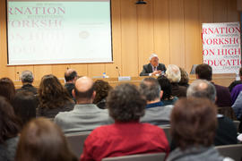2014 Inauguració de l'International Workshop on Higher Education 02