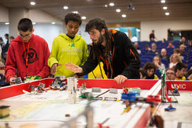 2017 FIRST LEGO League 12