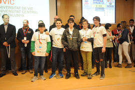 2018 FIRST Lego League 12